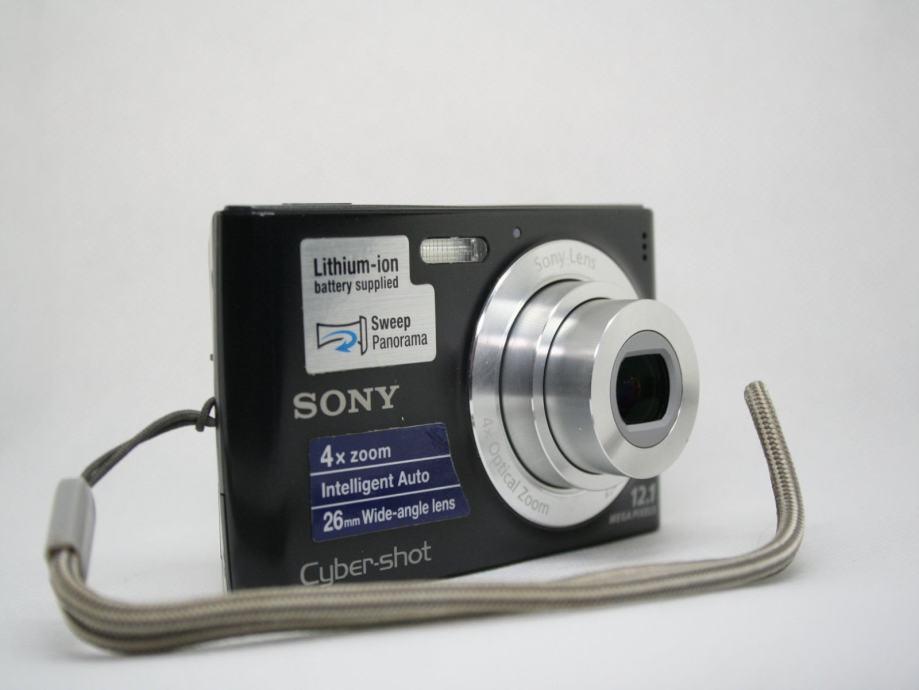 Fotoaparat SONY DSC - W510