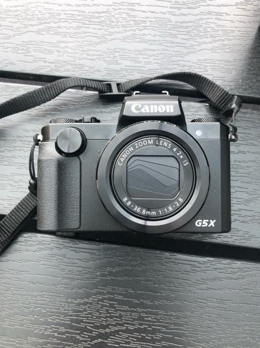 Prodajem Canon PowerShot G5X