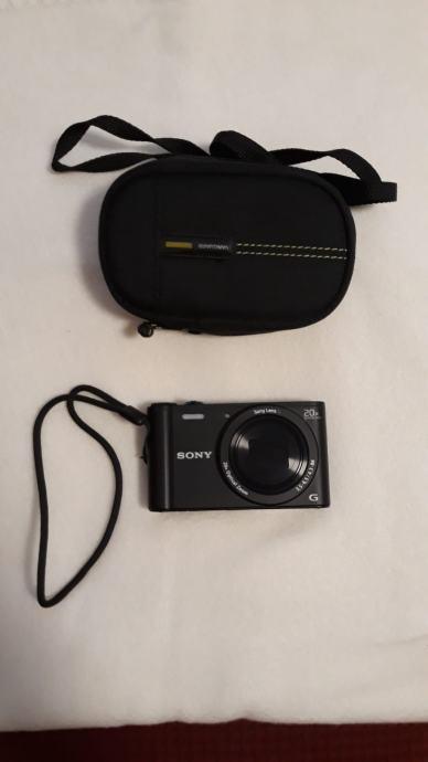 Sony DSC-WX 350 fotoaparat