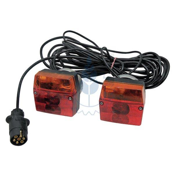 Lampa na magnet sa kablom