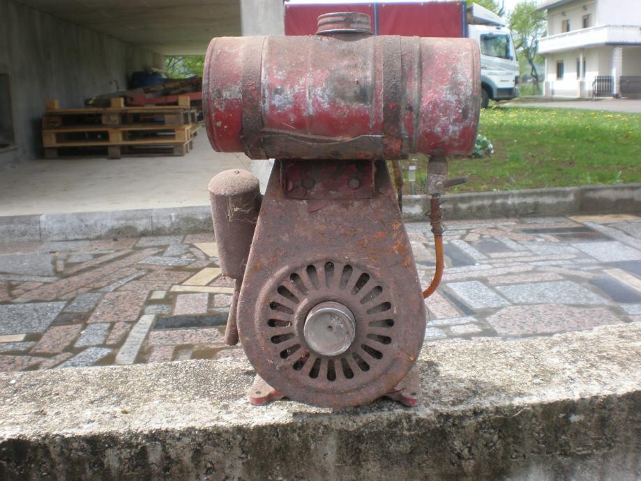 motor kosilice ili kopacice sachs ispravan zamjena