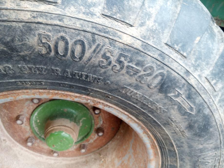 Gume i felge 500/55 R20