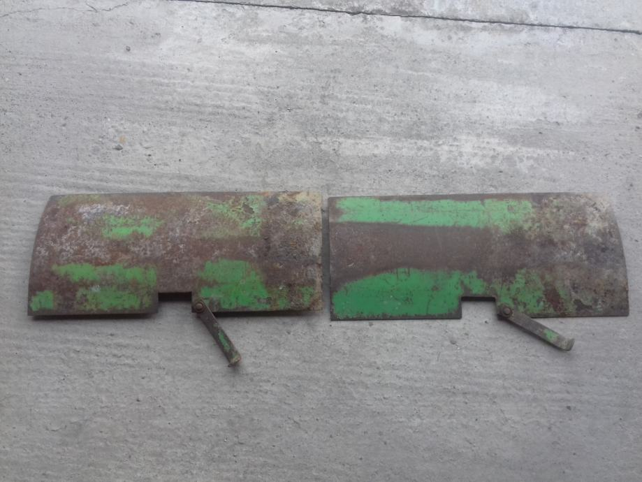 Limovi podbubnja za kombajn Deutz-Fahr 1080