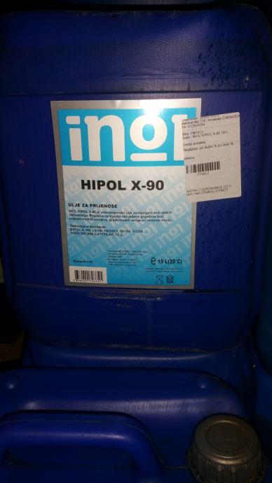 Forol Hipol X-90 10/1  Rabat 30%
