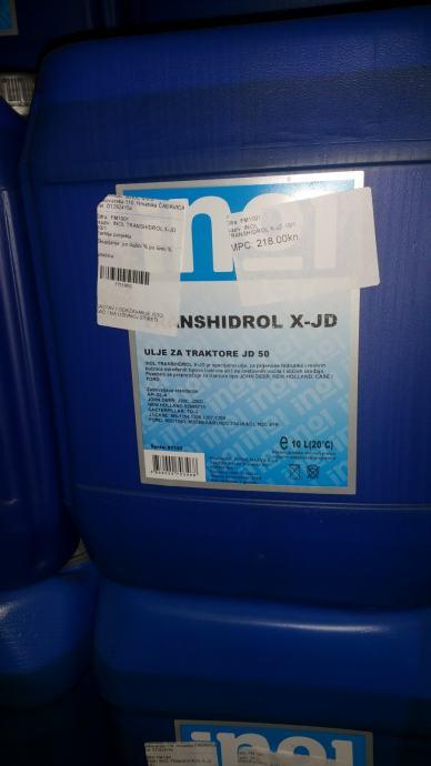 Forol Transhidrol X-JD  10/1 30% rabat