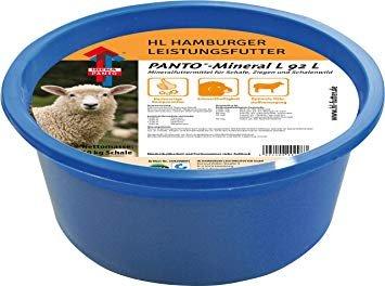 Sol za lizanje za divljač Panto Mineral L92 L - 20kg - EKO CERTIFIKAT