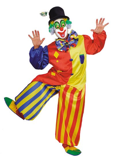 klaun za rođendan cijena KLAUN, Animator dječjih rođendana, trampolin klaun za rođendan cijena