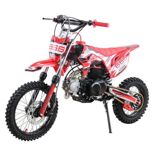KROSA dječji cross motor 125 ccm 4 takt PITBIKE STORM