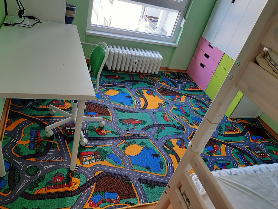 Tepih - tepison za dječju sobu