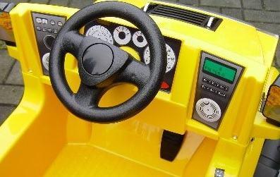Volan za dječji automobil na akumulator, različiti