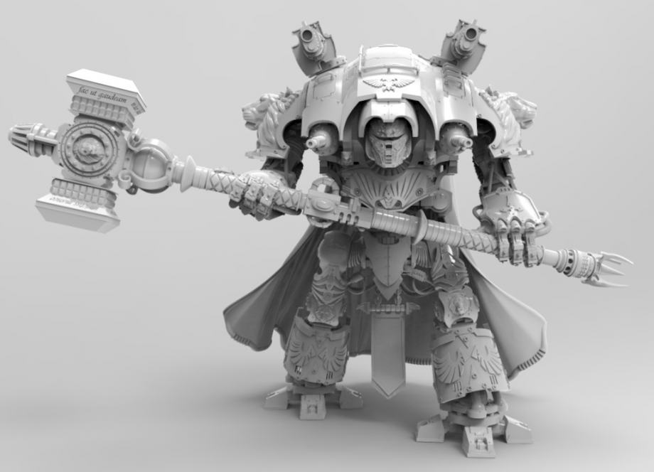 Warhammer Imperial Knight