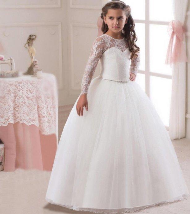 Haljina Za Pricest Svadbe Rođendane Bijela 120 170cm