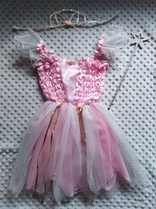 Haljina / kostim princeze 4-6 godina