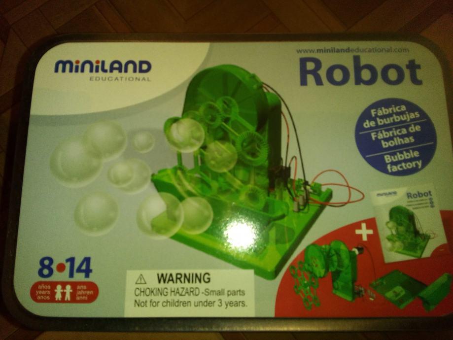 Bubble factory !!!N O V O!!!
