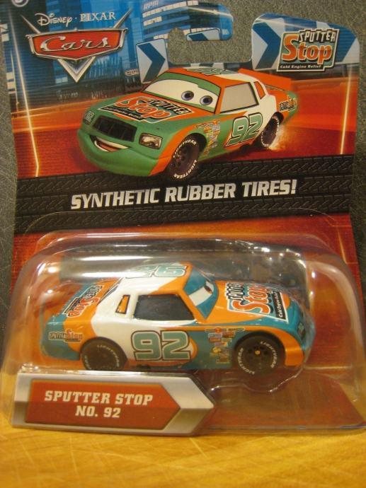 Disney Cars - Sputter Stop