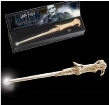 Voldemortov štap SVJETLEĆI - ORIGINALNA KUTIJA - PRILIKA!