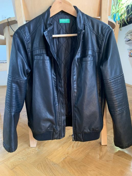Benetton kozna jakna
