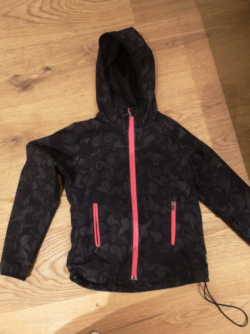 Mckinley softshell jakna, vel. 140 (9 - 10 god.)