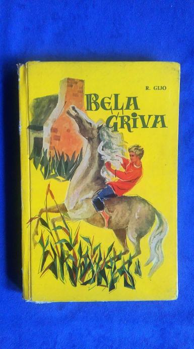 Bela griva  - Rene Gijo, MLADO POKOLJENJE BEOGRAD 1960