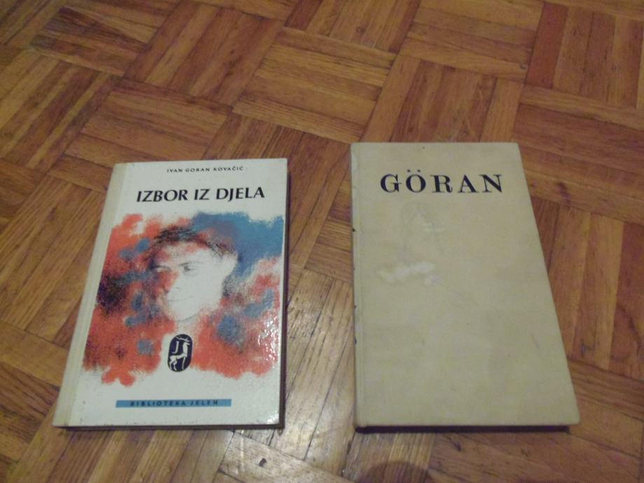 Knjiga Ivan Goran Kovacic