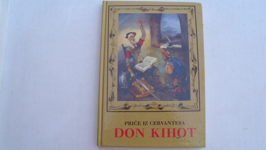 Priče iz Cervantesa  Don Kihot