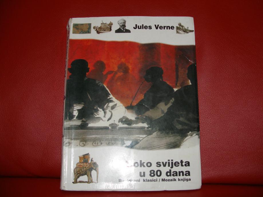 Put oko svjeta u 80 dana Jules Verne ŽIL VERN