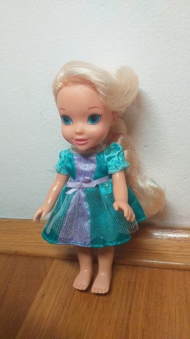 FROZEN Elsa young  lutka