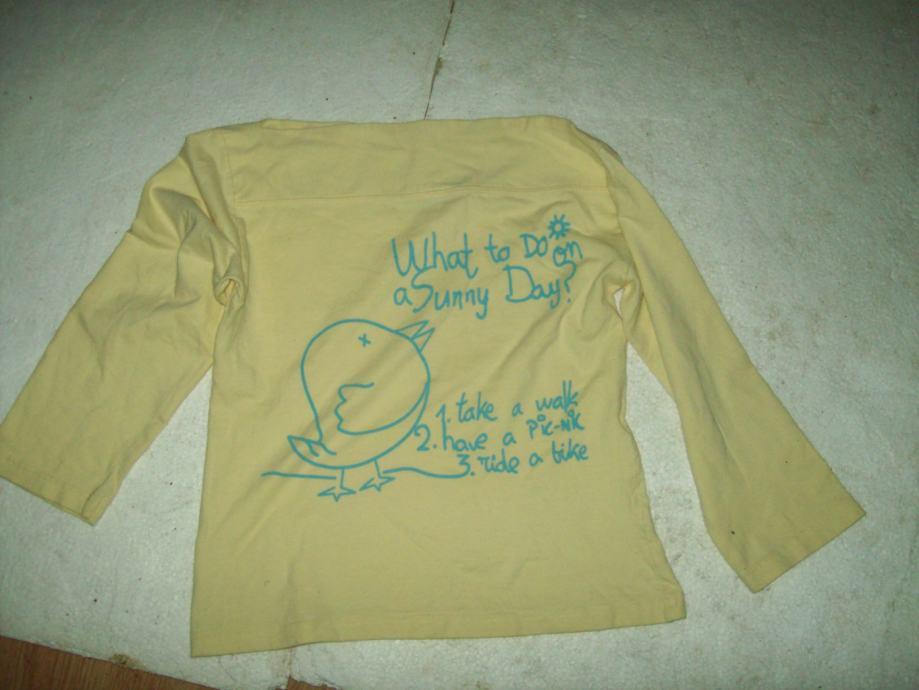 Prodajem djecju zensku majcu.Marke;AMD SIZE LOUCH CHAICE.(TURKEY).