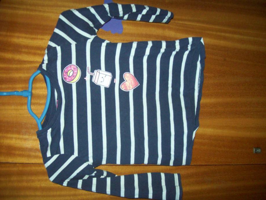 Prodajem djecju zensku majcu.Marke;LUPILU.Za;4-6y.Od;110/116cm.