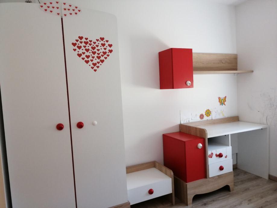 Dječja soba za djevojčicu