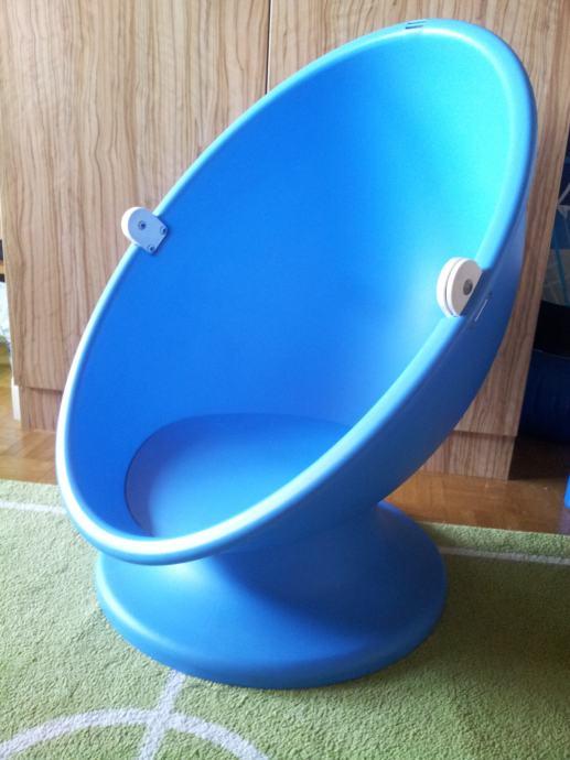 IKEA dječja okretna fotelja