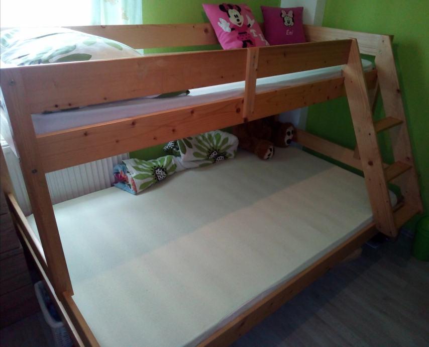 Krevet na kat VESTERVIG