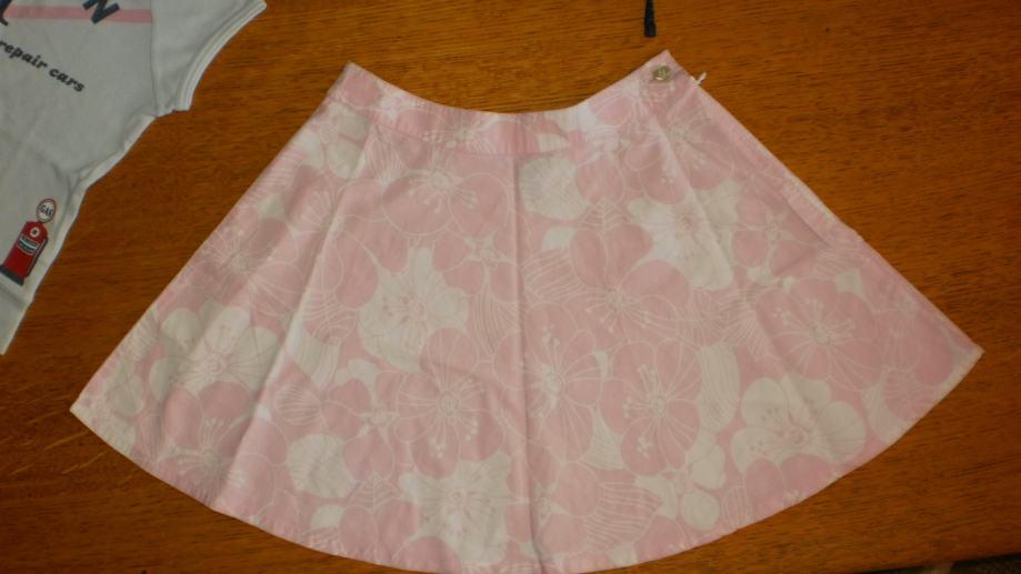 Suknja za djevojčice vel. 134 H&M