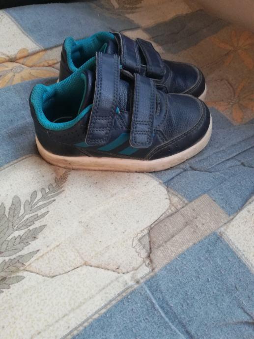 Plave Adidas tenisice broj 23