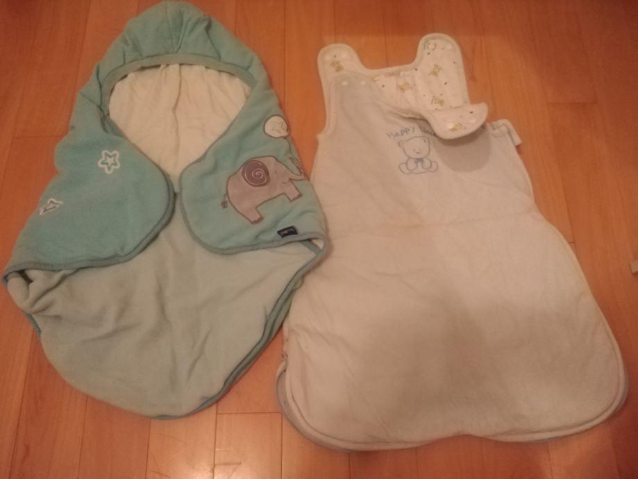 Vreća za spavanje i deka/vreća za AS,kolica..