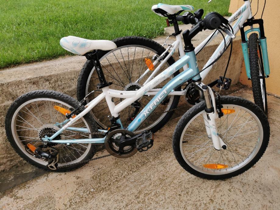 Dječji bicikl ** X - Fact MT 20 ** OČUVAN **