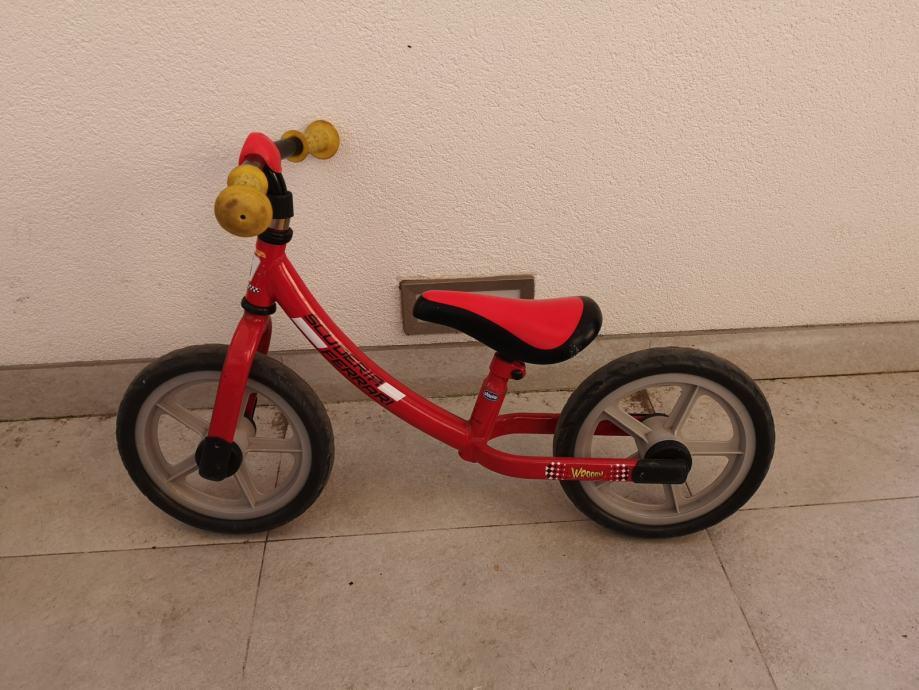 Dječji biciklić guralica Ferrari