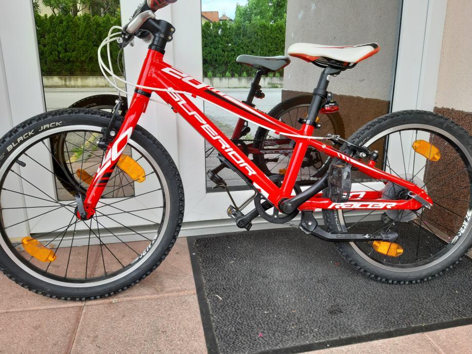 Superior bicikl XC 20 Racer crveni/crni