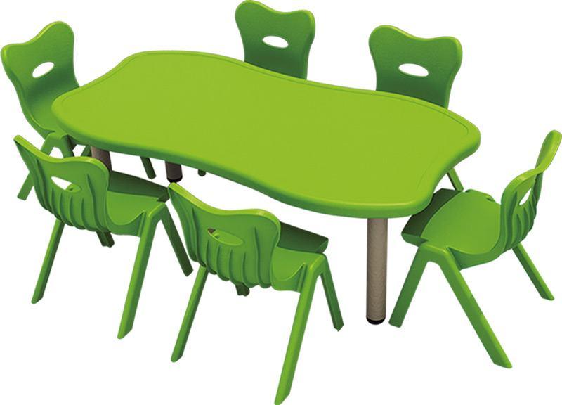 Dječji set stol s stolicama – CWB-ZY0002