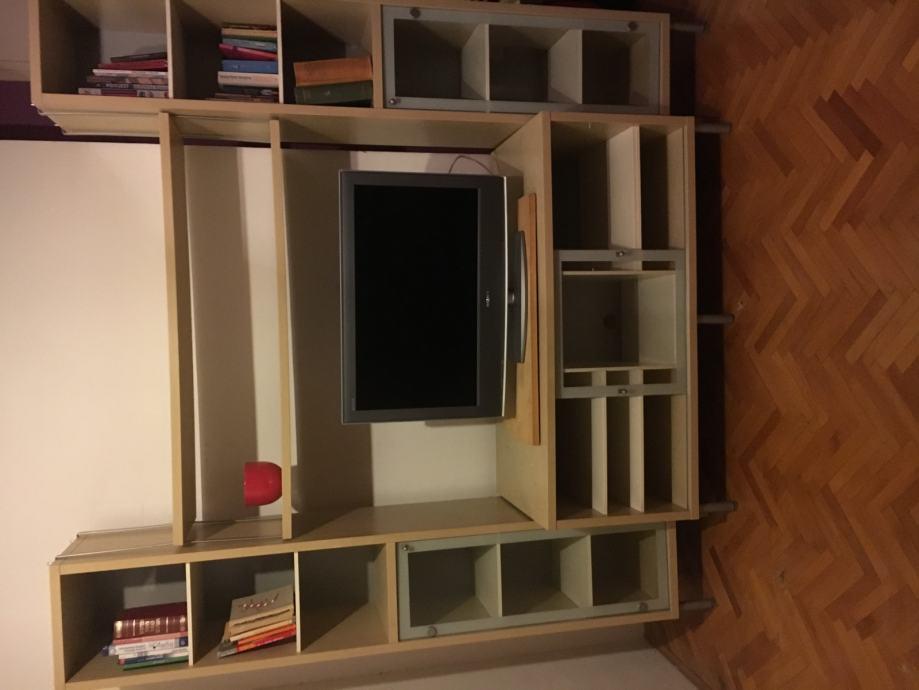 AKCIJA Regal za Dnevni boravak i TV- IKEA