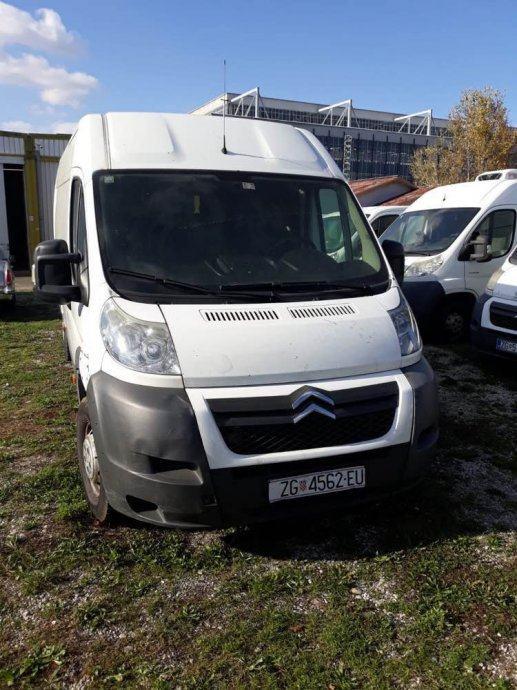 Citroen jumper 2.2 maxi l4h2 MOGUĆNOST PLAĆANJA KARTICAMA!!!, 2014 god.