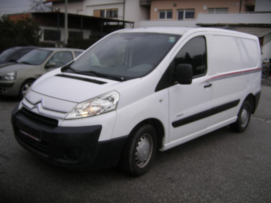 citroen jumpy 1 6 hdi novi model 2007 god