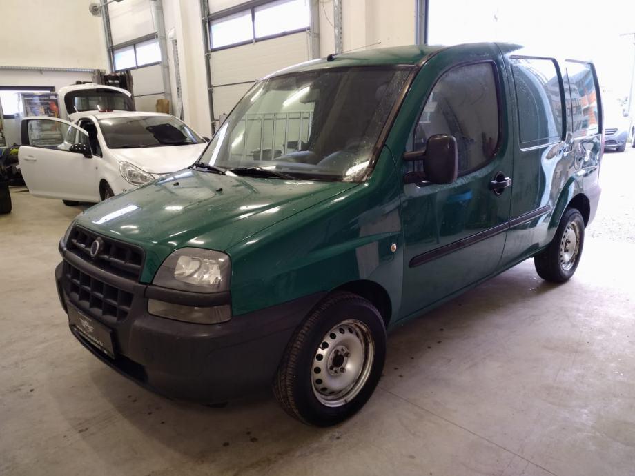 Fiat Doblo Cargo Maxi 1.9 JTD ++MOG. KUPNJE KARTICAMA DO 60 RATA++, 2003 god.