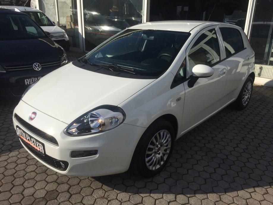 Fiat Punto 1.3 MJET Easy 16V 61.500 KM SERVISNA,GARANCIJA! (N1), 2016 god.