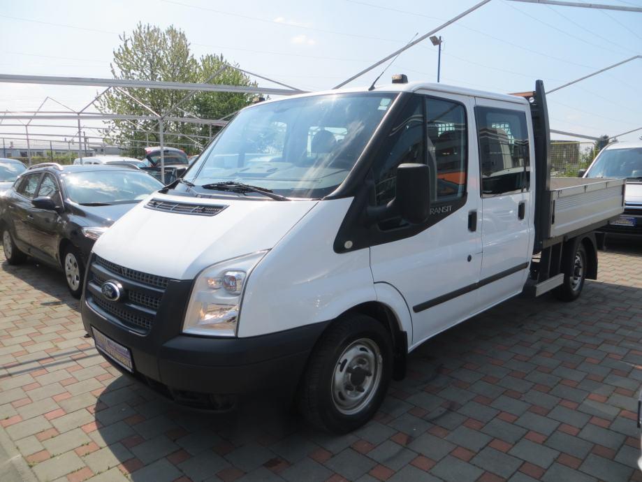 Ford Transit 2.2 Tdci DoKa; 125Ks; N1; 7 sj.; Servisna; 109tkm; Garanc, 2013 god.