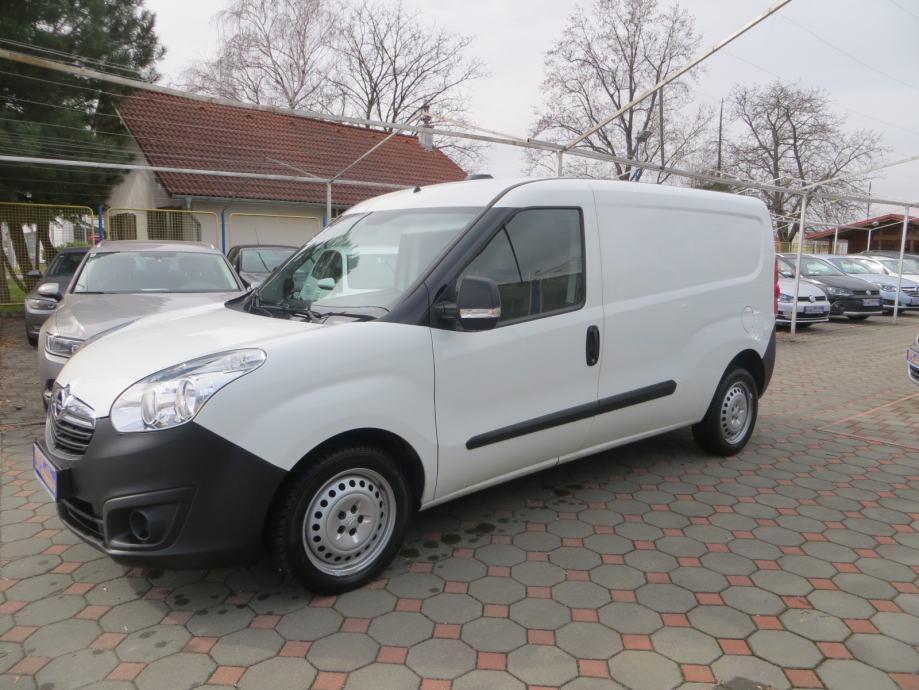 Opel Combo Maxi 1.6 CDTI,105Ks,1Vl,Servisna,Ele.Paket,Kuka,Park.Senzo., 2015 god.