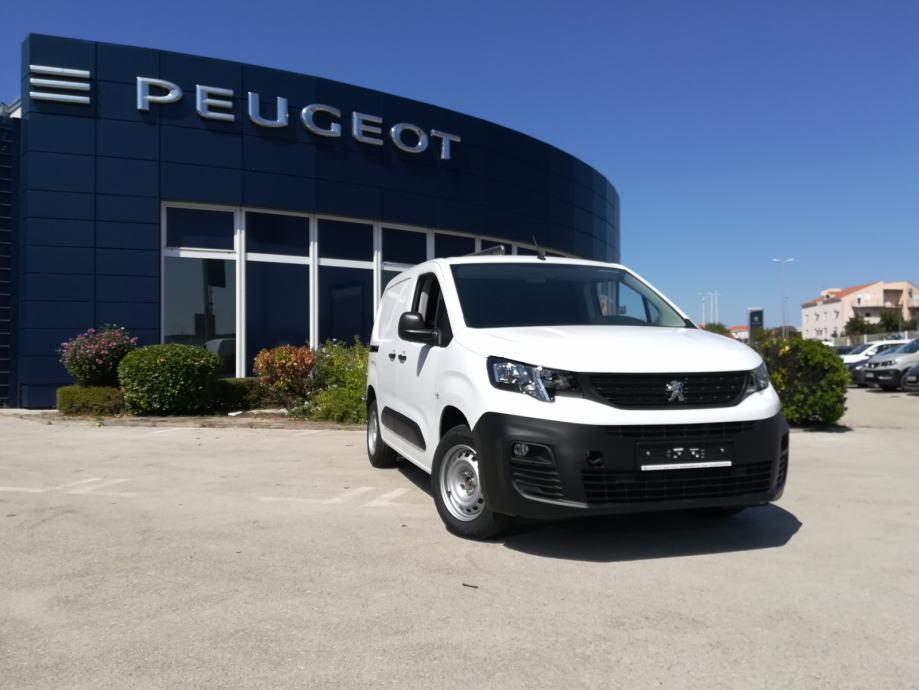 Peugeot Partner 1.5 Blue HDI 130 KS  NOSIVOST 650kg  !!!, 2021 god.