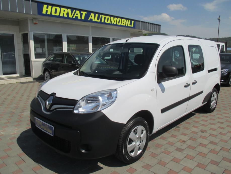 Renault Kangoo Maxi Mixto 1,5 DCI; HR auto; 46 tkm; 5 sjed.; Klima.., 2017 god.
