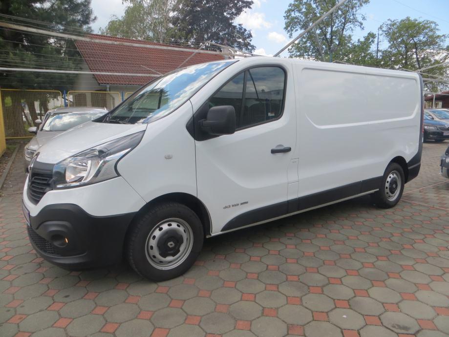Renault Trafic 1,6 dCi L2H1; 146KS; 1.vl; Servisna; El.Paket; Kamera;., 2019 god.