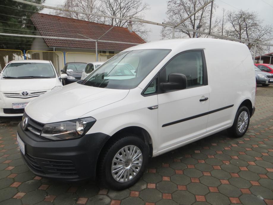 Volkswagen Caddy 1.6 TDI,1Vl,Servisna, #OSTANIDOMA - Kupi online!, 2015 god.